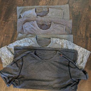 Lululemon Lot of 4 Men's Atheletic Shirts